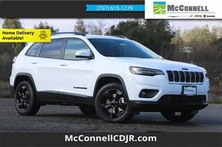 2021 Jeep Cherokee ALTITUDE 4X4 Sport Utility 1C4PJMLB7MD156955