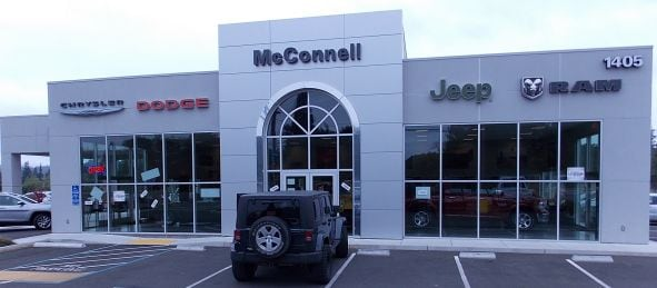 Chrysler Dodge Jeep Ram Dealer near Cloverdale CA
