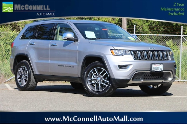 Used 2018 Jeep Grand Cherokee Limited 4x4 SUV 1C4RJFBG4JC465849 for sale near Santa Rosa CA