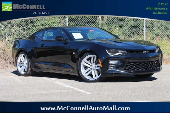 Used 2016 Chevrolet Camaro 1SS Coupe 1G1FE1R72G0162605 for sale near Santa Rosa CA