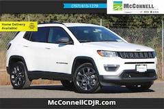 2021 Jeep Compass 80TH ANNIVERSARY 4X4 Sport Utility 3C4NJDEB9MT521358