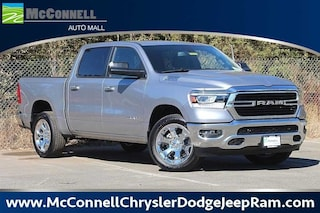 2019 Ram All-New 1500 BIG HORN / LONE STAR CREW CAB 4X4 5'7 BOX Crew Cab 1C6SRFFT2KN589004