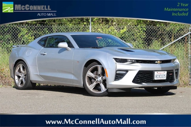 Used 2017 Chevrolet Camaro 1SS Coupe 1G1FF1R78H0193811 for sale near Santa Rosa CA