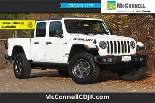2020 Jeep Gladiator RUBICON 4X4 Crew Cab 1C6JJTBG0LL168907