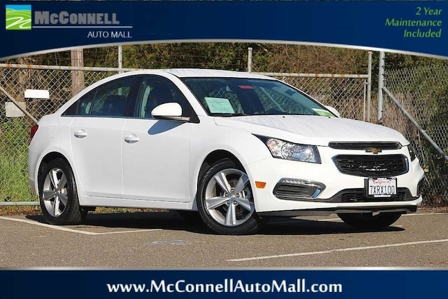 Used 2016 Chevrolet Cruze Limited 2LT Auto Sedan 1G1PF5SB4G7219160 for sale near Santa Rosa CA