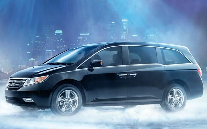 2012 Honda Odyssey Touring Elite Alabama