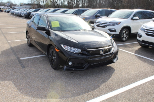 New 2018 Honda Civic EX-L NAVI in Montgomery, AL