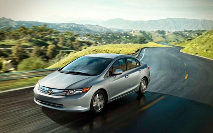 2012 Honda Civic Hybrid Sedan Alabama