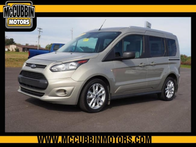 2014 Ford Transit Connect XLT Van
