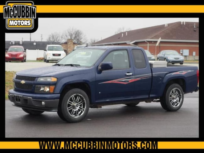 2009 Chevrolet Colorado LT Extended Cab Long Bed Truck