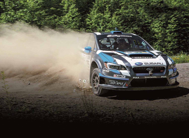 Subaru Performance Parts In Pasco Subaru Rally Car