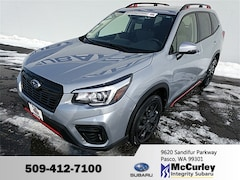 Used 2019 Subaru Forester Sport SUV for Sale in Pasco