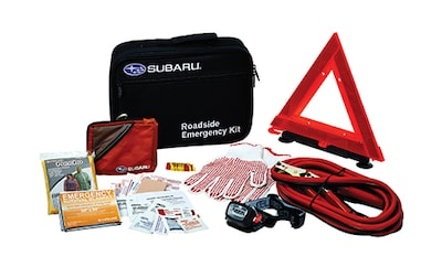 Special Genuine Subaru Roadside Emergency Kit