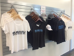 Subaru Rally Team Apparel Available