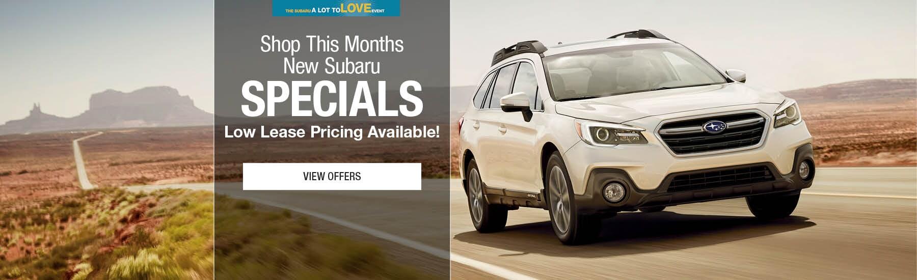 McCurley Integrity Subaru | New Subaru & Used Car Dealer in Pasco