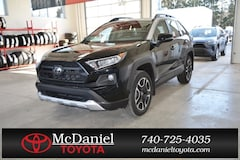 2019 Toyota RAV4 Adventure SUV For Sale in Marion, OH