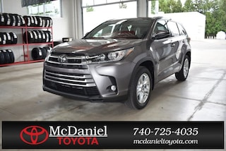 2019 Toyota Highlander Limited V6 SUV For Sale in Marion, OH