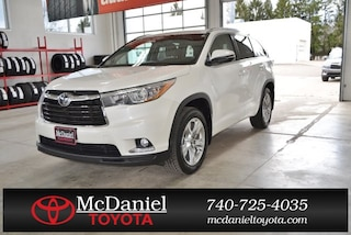 2016 Toyota Highlander Limited SUV For Sale in Marion, OH