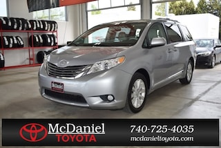 2012 Toyota Sienna XLE 7 Passenger Van For Sale in Marion, OH