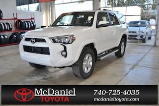 New 2019 Toyota 4Runner SR5 Premium SUV For Sale in Marion, OH