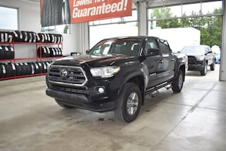 New 2019 Toyota Tacoma SR5 V6 Truck Double Cab For Sale in Marion, OH