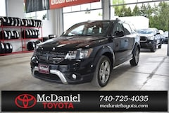 2017 Dodge Journey Crossroad SUV For Sale in Marion, OH