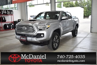 2016 Toyota Tacoma TRD Sport Truck Double Cab For Sale in Marion, OH