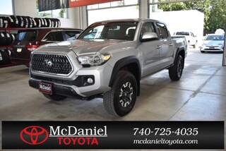 2018 Toyota Tacoma TRD Offroad V6 Truck Double Cab For Sale in Marion, OH