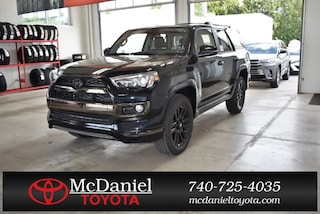 New 2019 Toyota 4Runner Limited Nightshade SUV For Sale in Marion, OH