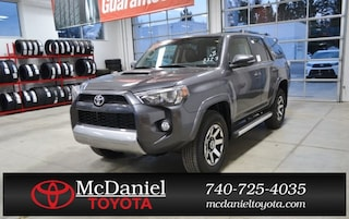 New 2019 Toyota 4Runner TRD Off-Road Premium SUV For Sale in Marion, OH