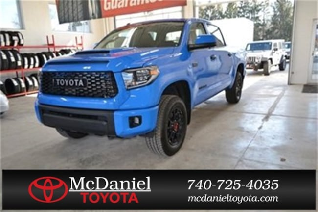 New 2019 Toyota Tundra For Sale | Marion OH | 5TFDY5F11KX04D834