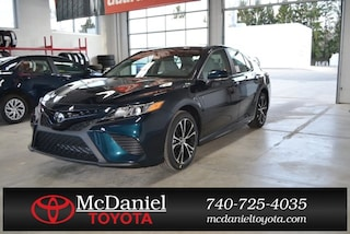 New 2019 Toyota Camry SE Sedan For Sale in Marion, OH