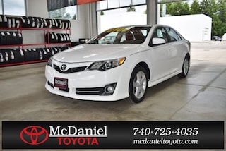2012 Toyota Camry SE Sedan For Sale in Marion, OH
