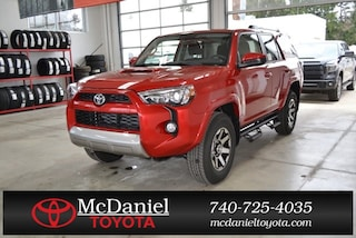 New 2019 Toyota 4Runner TRD Off-Road SUV For Sale in Marion, OH