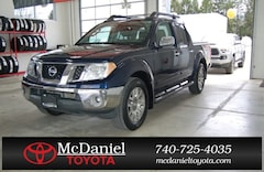 2011 Nissan Frontier SL Truck Crew Cab For Sale in Marion, OH