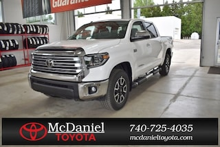 New 2019 Toyota Tundra Limited 5.7L V8 Truck CrewMax For Sale in Marion, OH