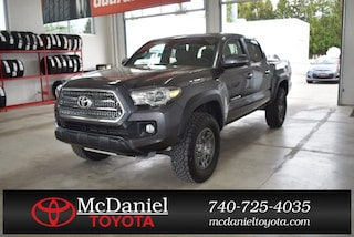 2017 Toyota Tacoma TRD Offroad Truck Double Cab For Sale in Marion, OH