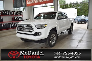 New 2019 Toyota Tacoma Limited Truck Double Cab For Sale in Marion, OH