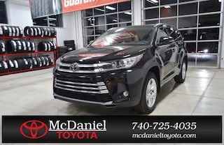 New 2019 Toyota Highlander Limited SUV For Sale in Marion, OH