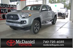 2019 Toyota Tacoma TRD Sport V6 Truck Double Cab For Sale in Marion, OH