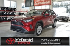 2019 Toyota RAV4 LE SUV For Sale in Marion, OH