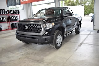 New 2019 Toyota Tundra SR 4.6L V8 Truck Double Cab For Sale in Marion, OH