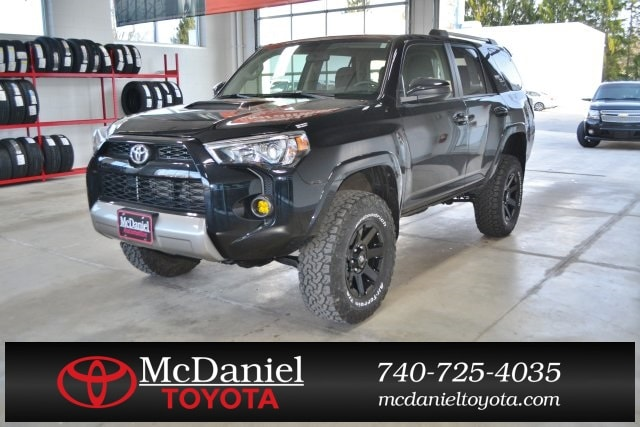 2017 Toyota 4Runner TRD Off-Road SUV