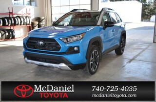 New 2019 Toyota RAV4 Adventure SUV For Sale in Marion, OH