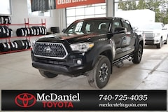 2019 Toyota Tacoma TRD Offroad V6 Truck Double Cab For Sale in Marion, OH
