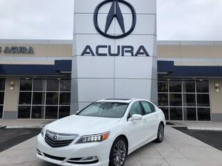 2017 Acura RLX Base Sedan