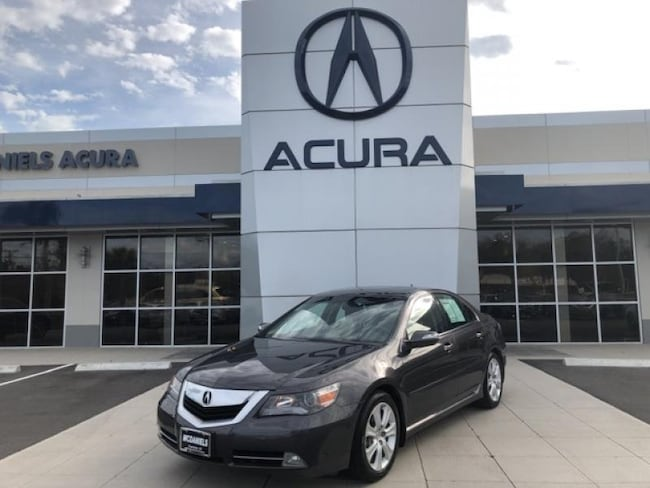 Acura Rl For Sale >> Used 2010 Acura Rl For Sale At Mcdaniels Acura Of Charleston Vin