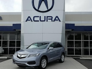 2016 Acura RDX Tech/Acurawatch Plus Pkg SUV