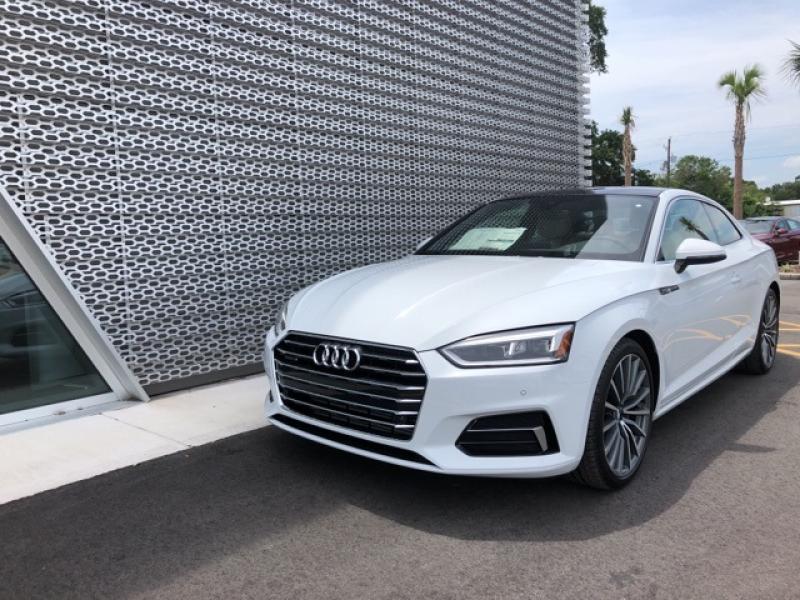 2018 Audi A5 2.0T Premium Plus Coupe