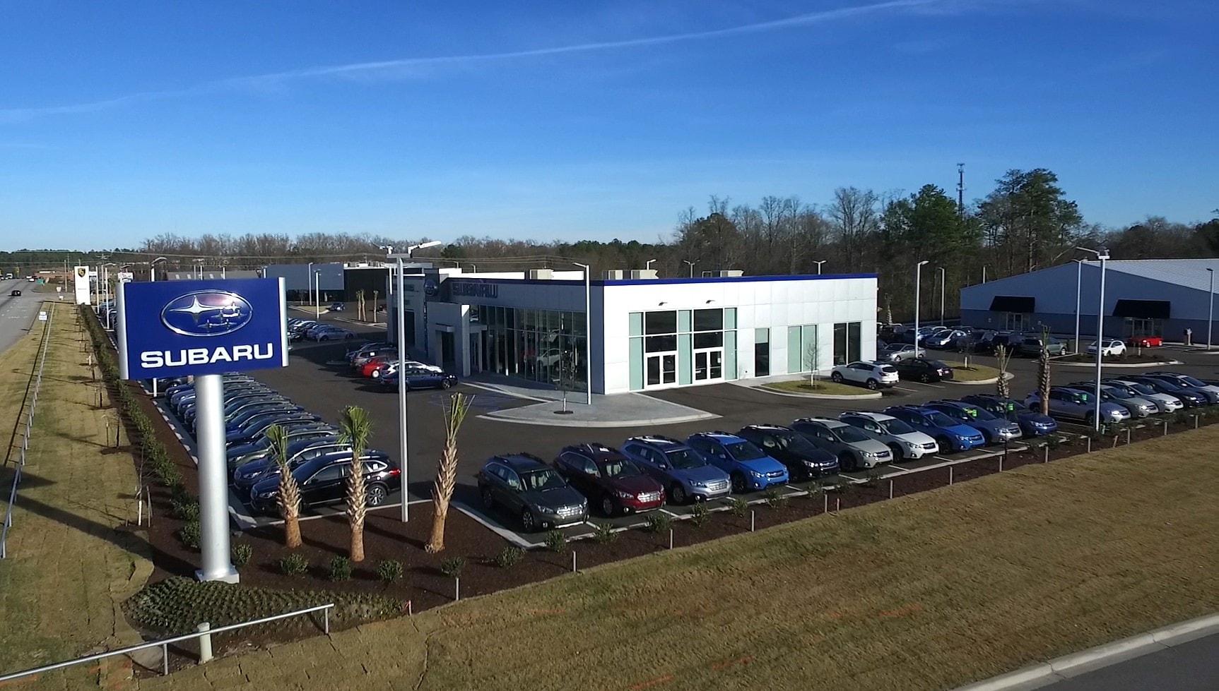 New Subaru Used Car Dealer In Columbia Sc Mcdaniels Subaru Of